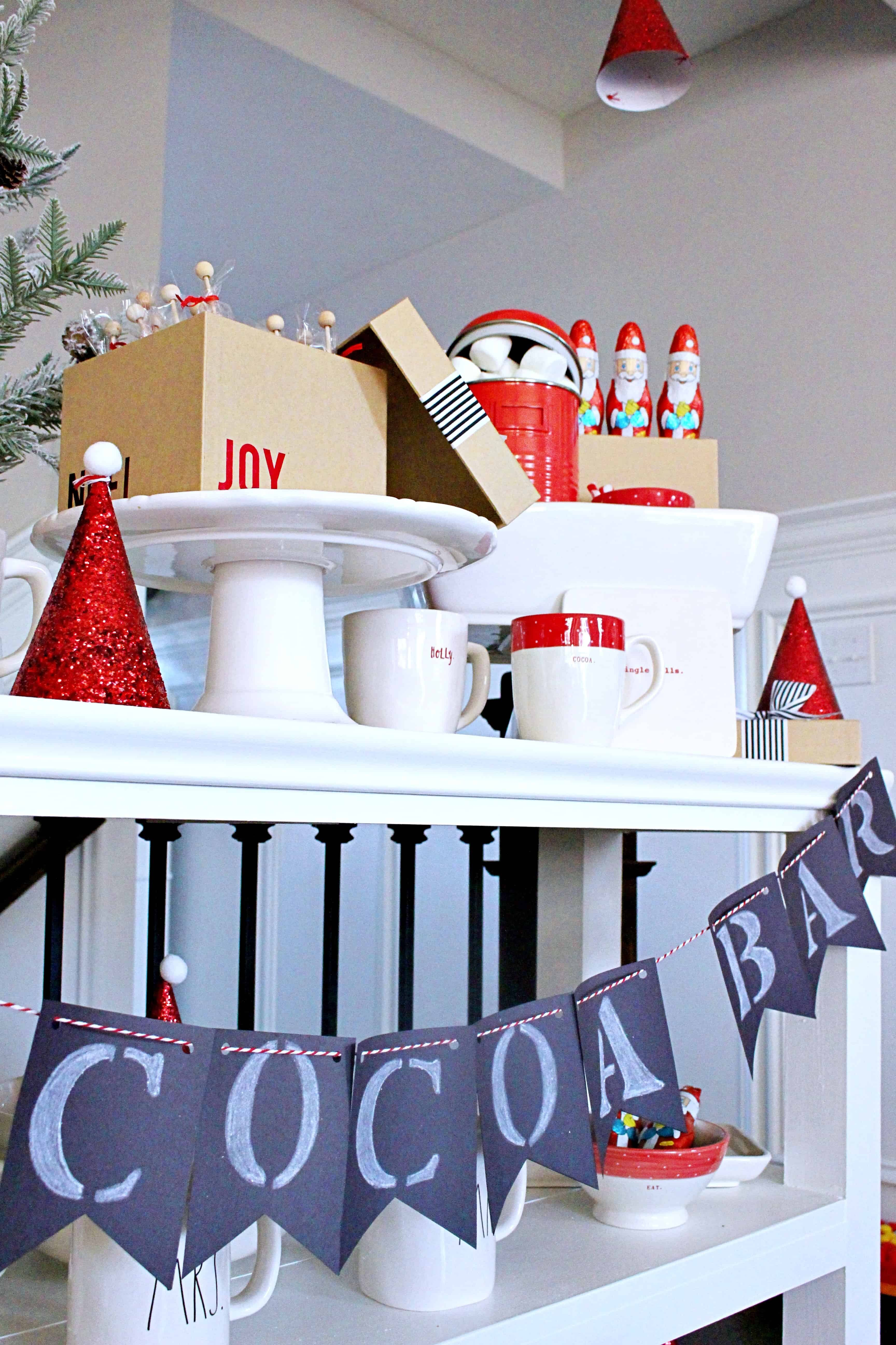 Creating A Stunning Hot Cocoa Bar To Wow Your Guests
